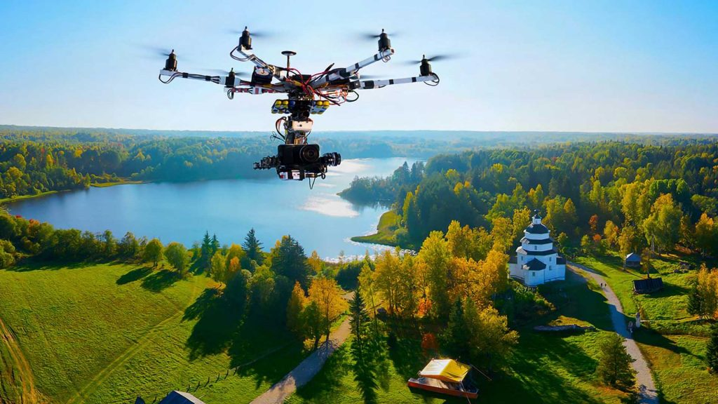 A guide to aerial photography
