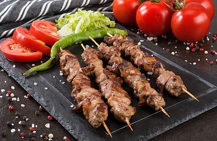 The different types of kebabs available these days