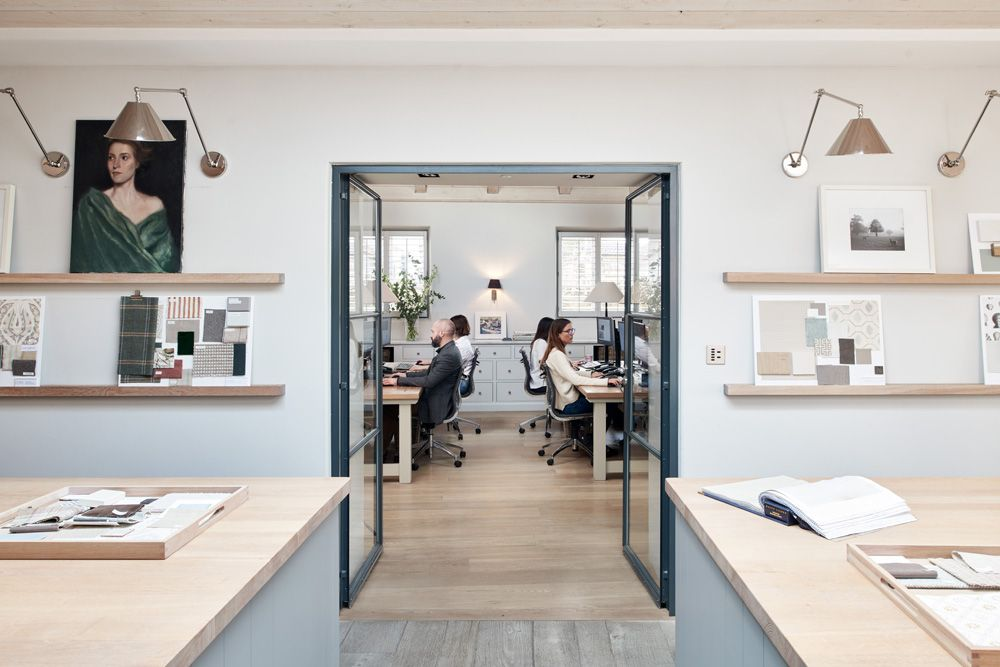 Tips for the interior designing of an office